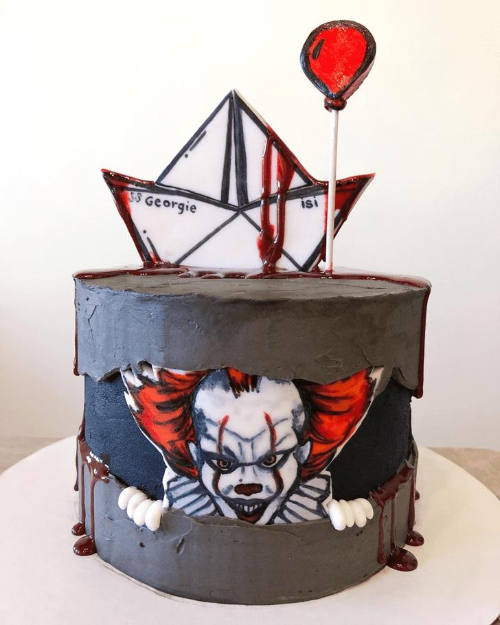 Bewitching IT Cake