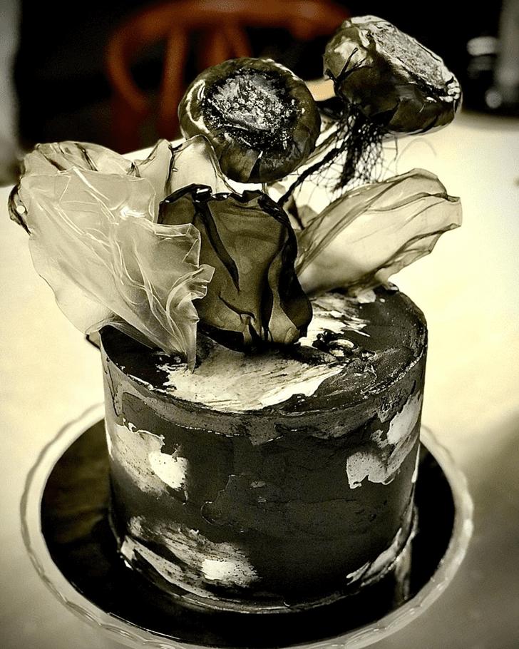 Enticing Jellyfish Cake