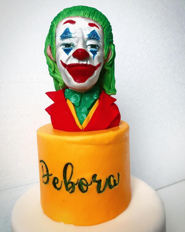 Exquisite Joker Cake