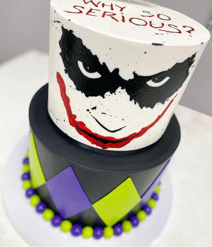 Fetching Joker Cake