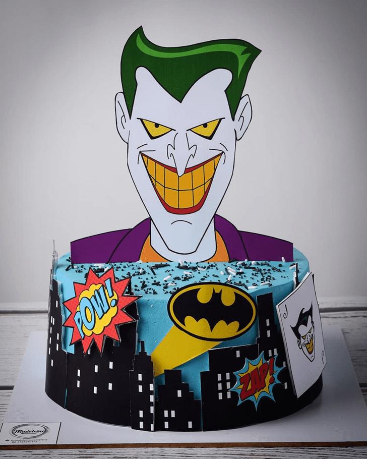 Fine Joker Cake