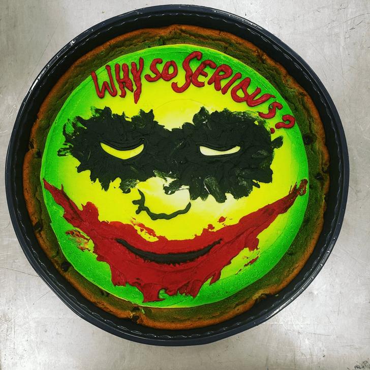 Good Looking Joker Cake