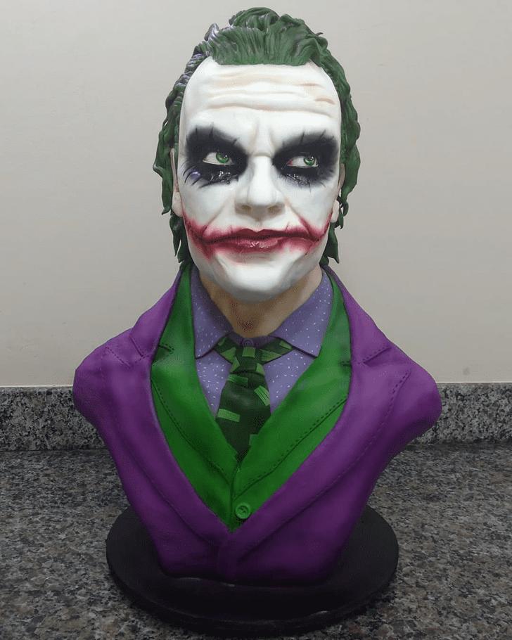 Gorgeous Joker Cake