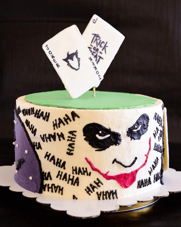 Grand Joker Cake