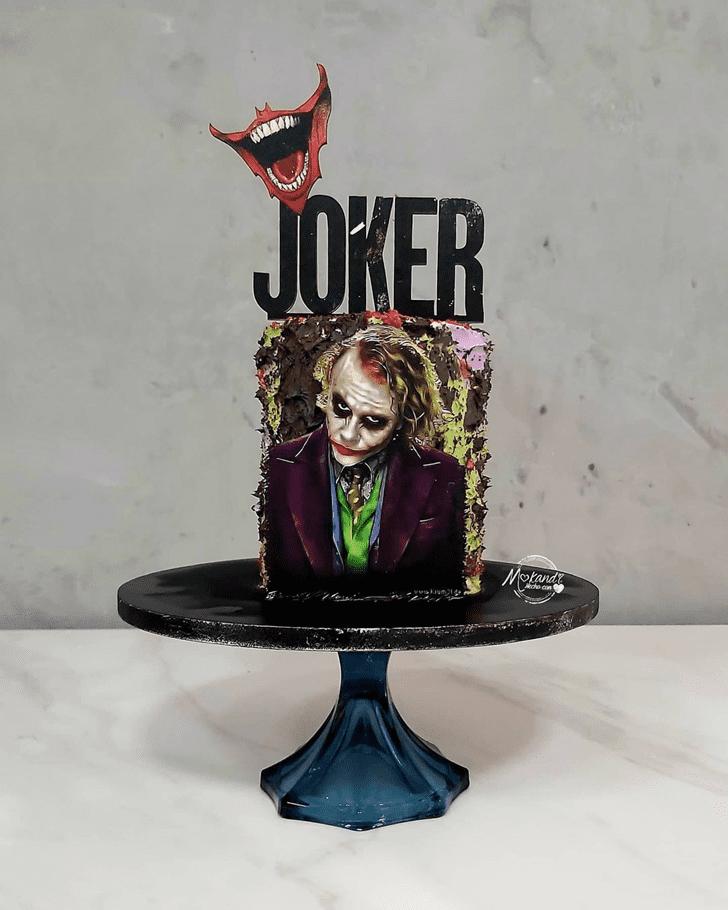 Ideal Joker Cake