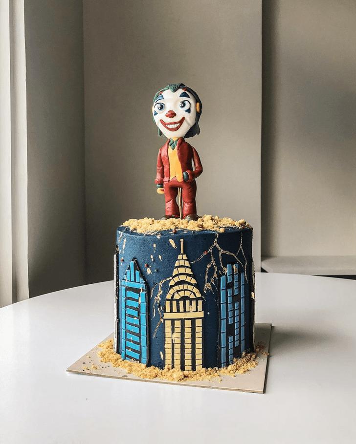 Radiant Joker Cake