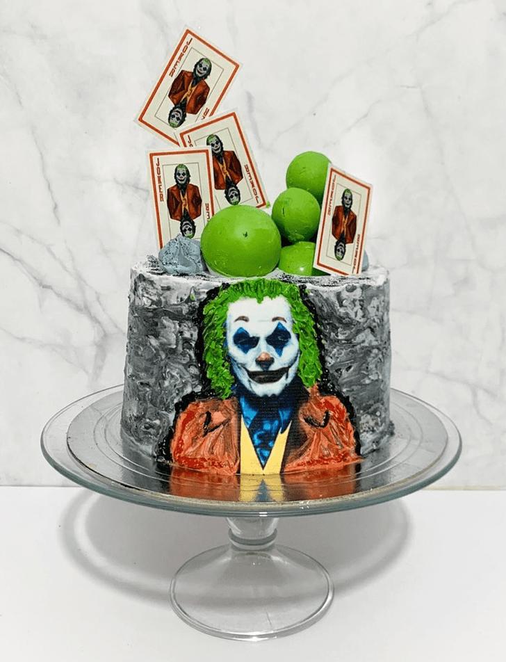 Refined Joker Cake