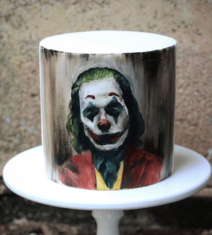 Slightly Joker Cake
