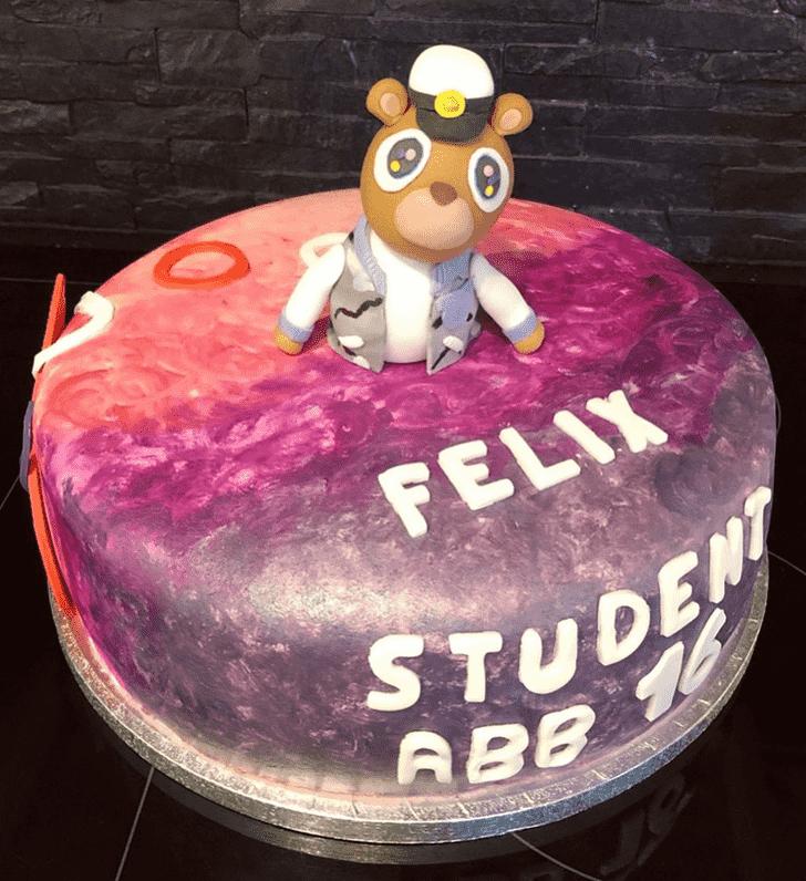Alluring Kanye West Cake