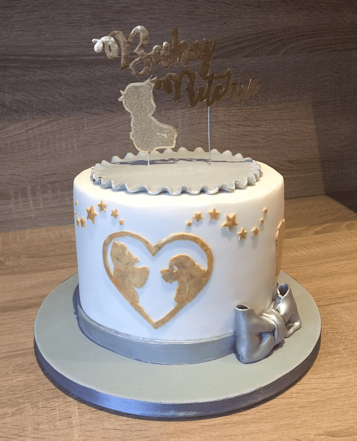 Dazzling Lady and the Tramp Cake