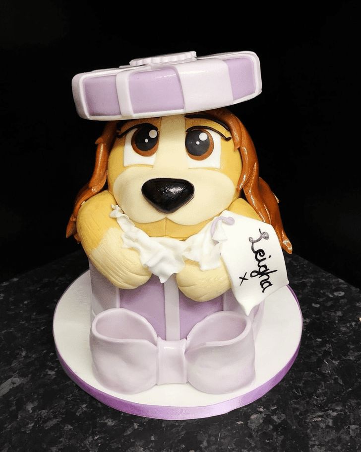 Grand Lady and the Tramp Cake