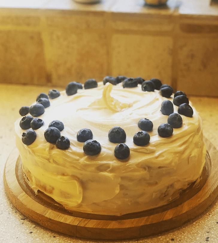Admirable Lemon Cake Design