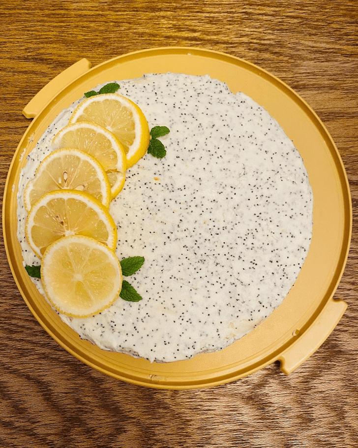 Appealing Lemon Cake
