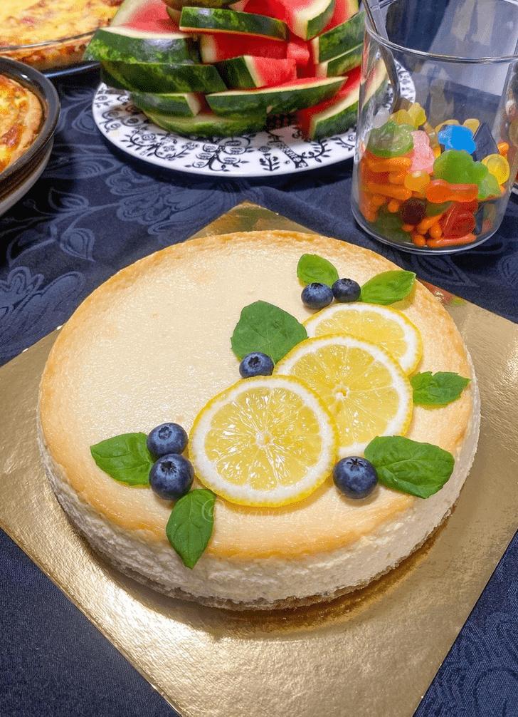 Classy Lemon Cake