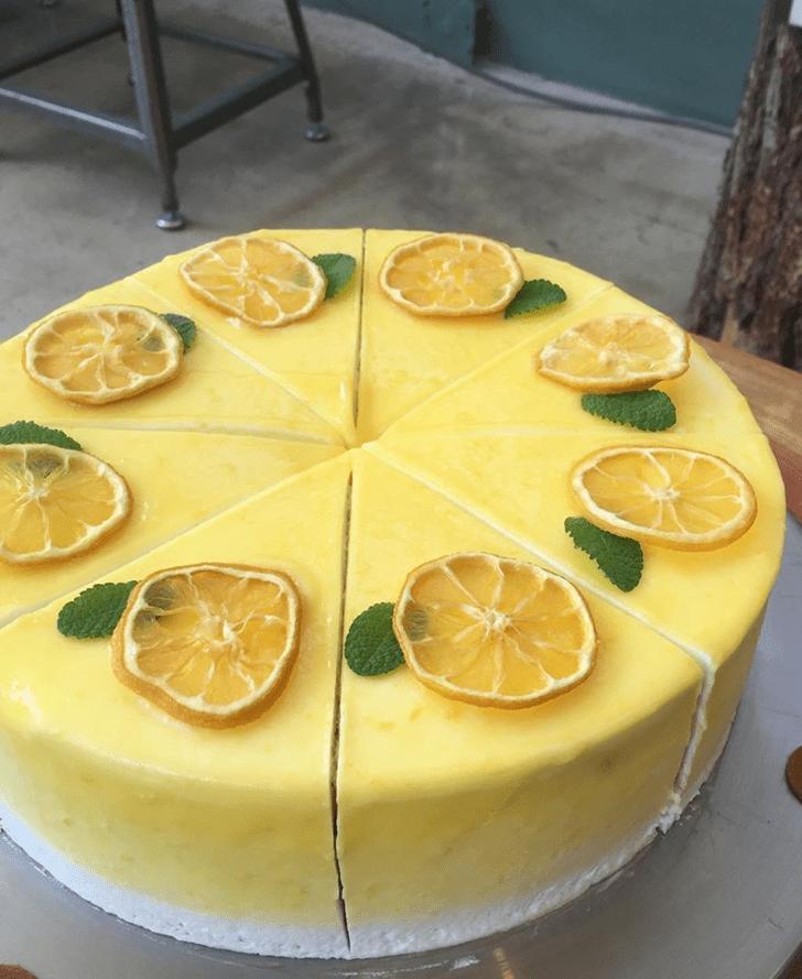 Delightful Lemon Cake