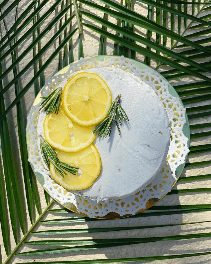 Fair Lemon Cake