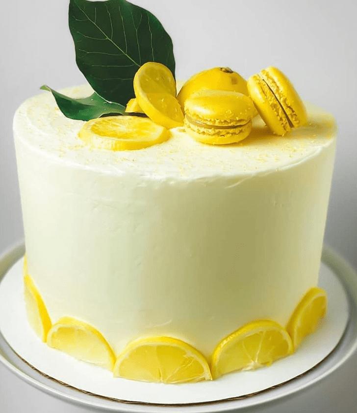 Fascinating Lemon Cake