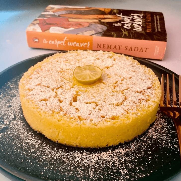 Handsome Lemon Cake