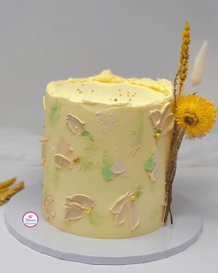 Magnificent Lemon Cake