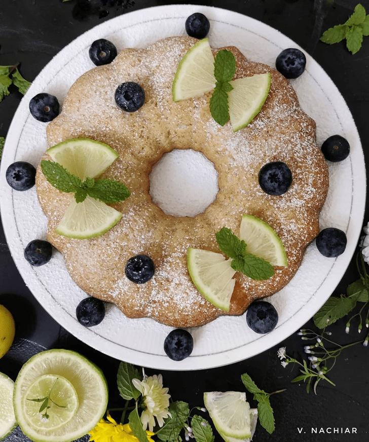 Ravishing Lemon Cake