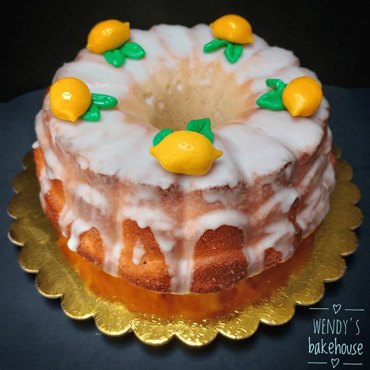 Superb Lemon Cake