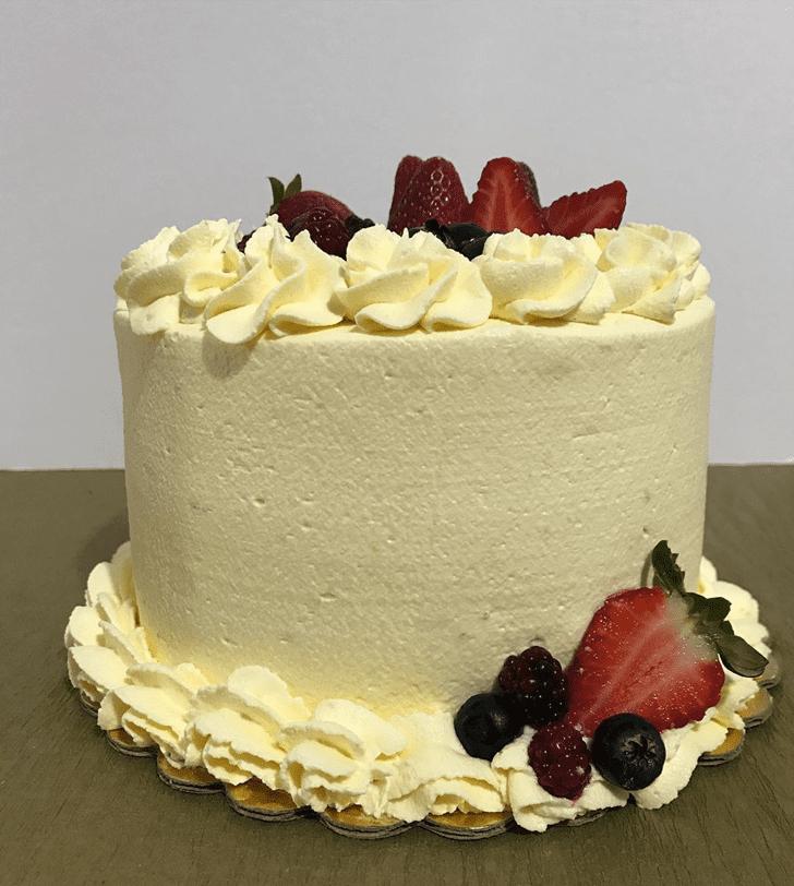 Wonderful Lemon Cake Design