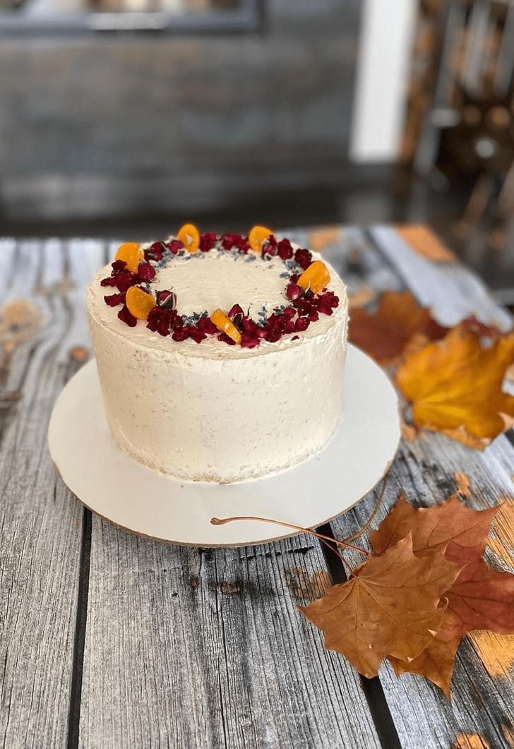 Appealing Light Cake