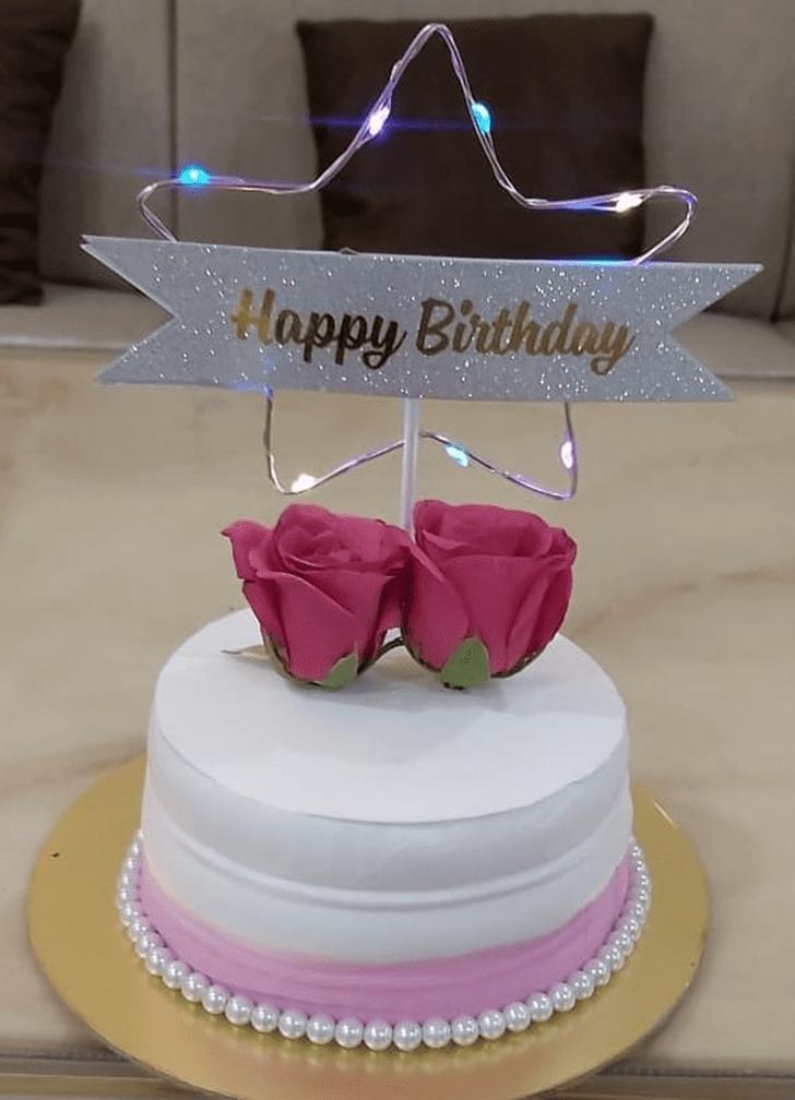 Bewitching Light Cake