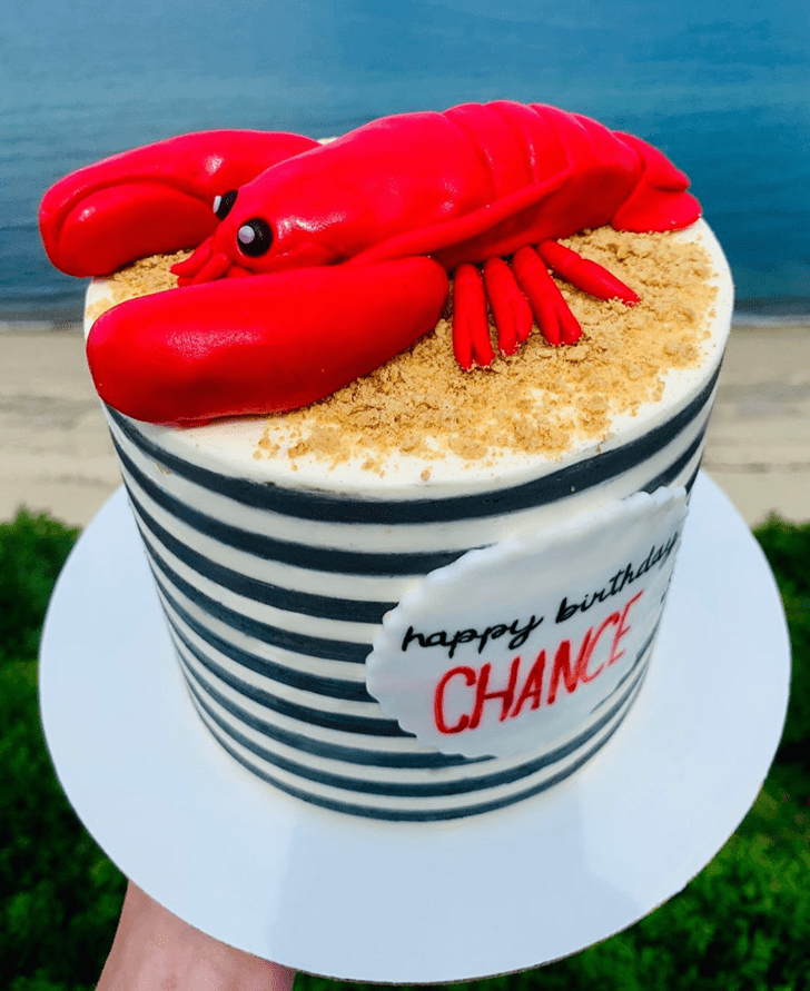 Charming Lobster Cake