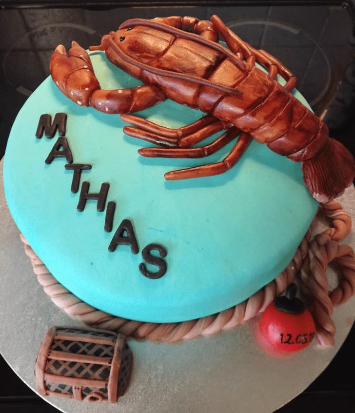 Enthralling Lobster Cake