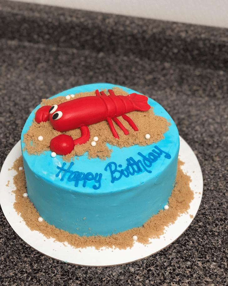 Excellent Lobster Cake
