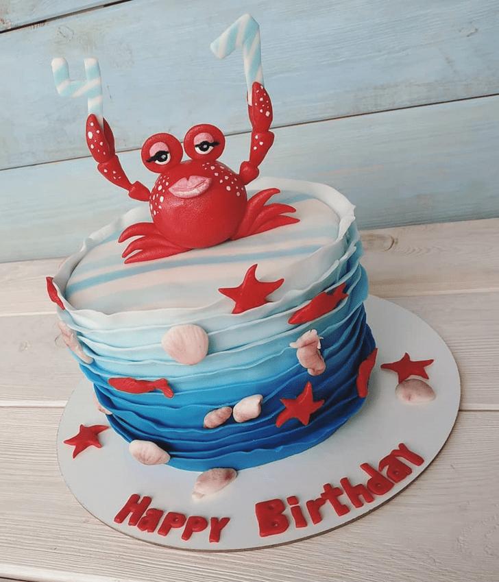 Fair Lobster Cake