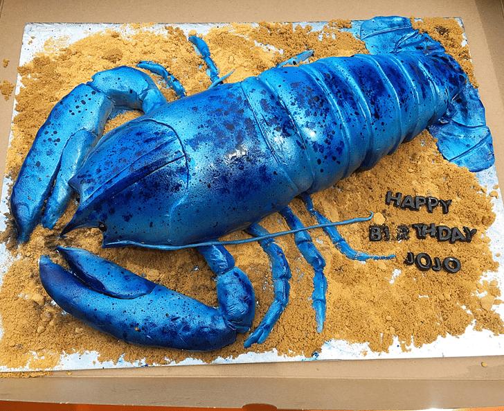 Handsome Lobster Cake