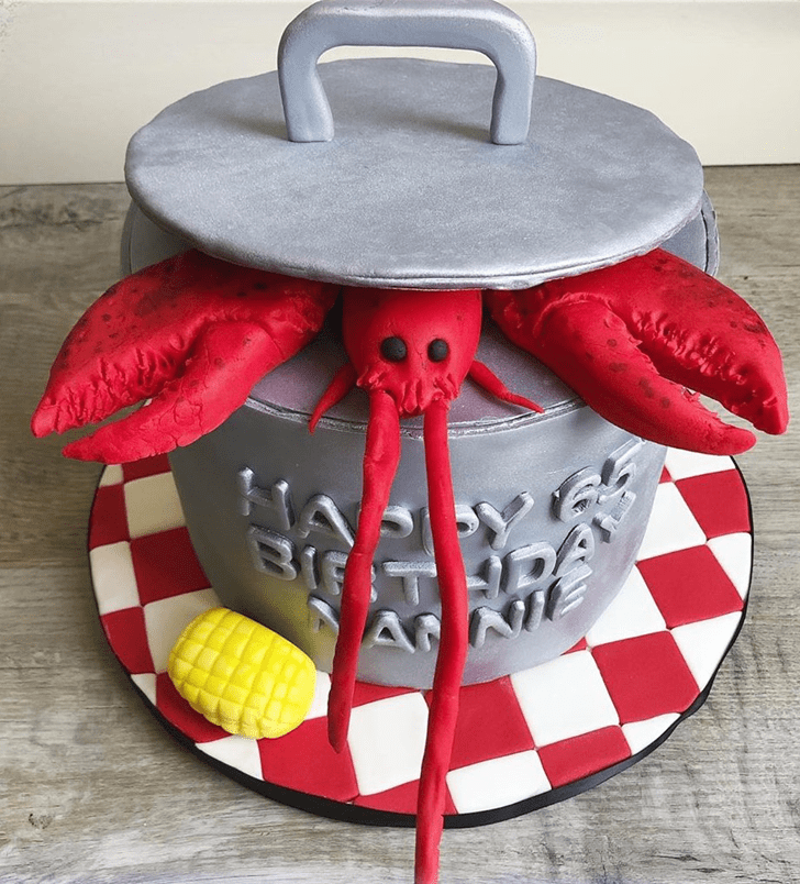 RadiLobster Lobster Cake