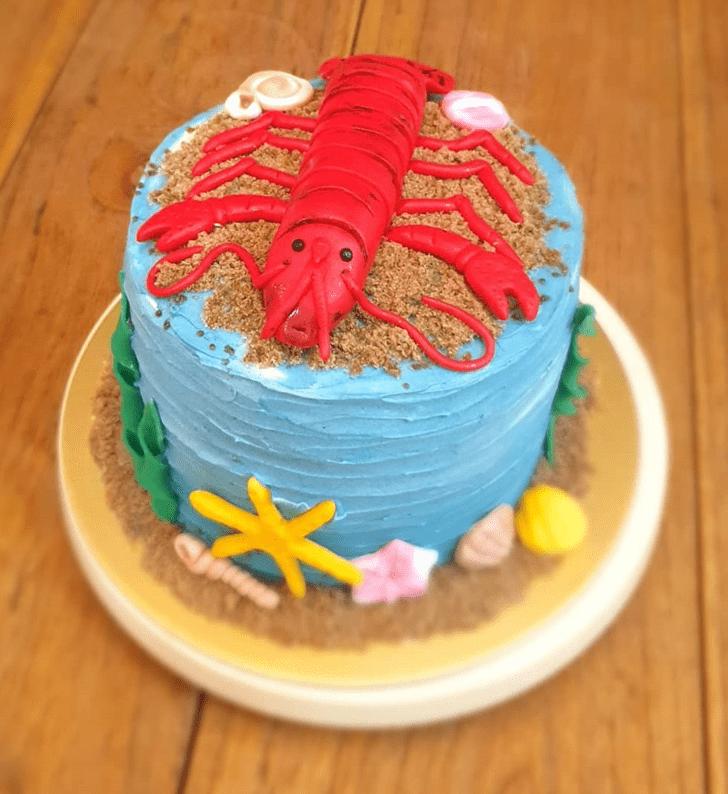 Ravishing Lobster Cake