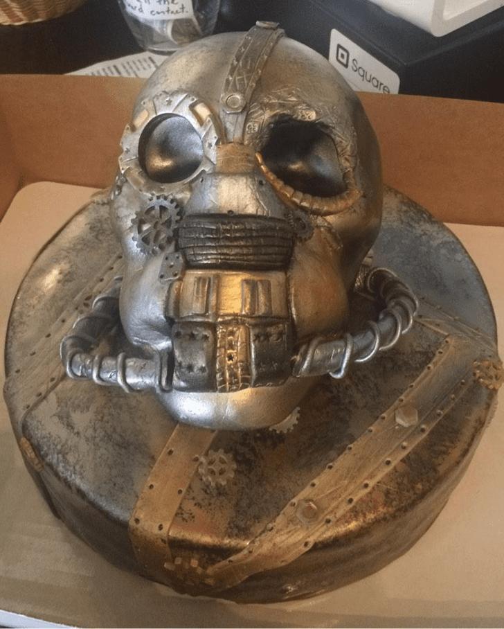Alluring Mad Max Cake