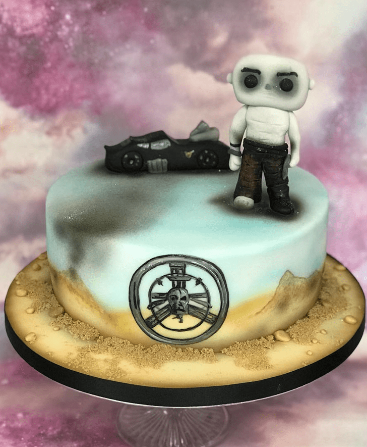 Beauteous Mad Max Cake