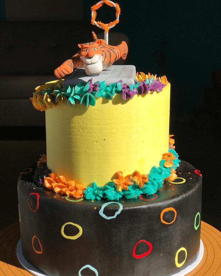Fine Madagascar Cake
