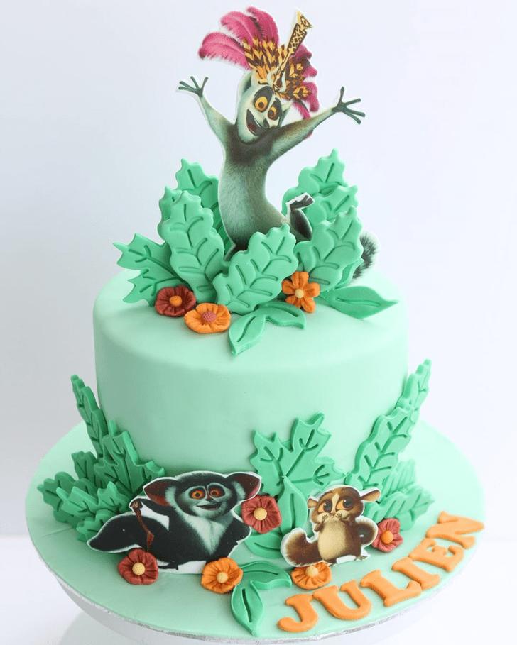 Grand Madagascar Cake