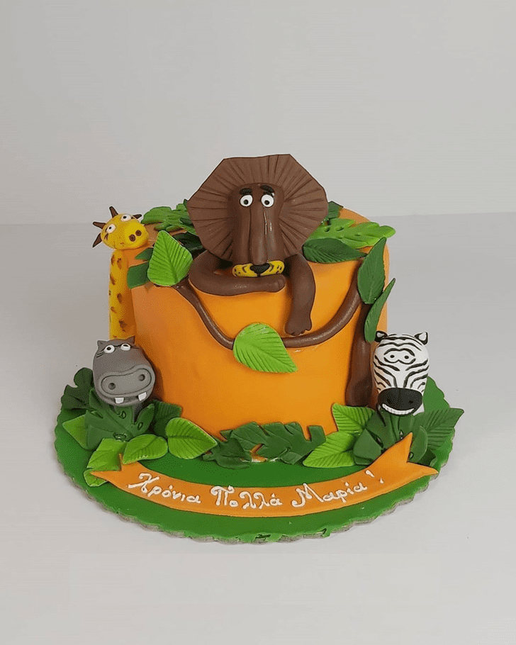 Nice Madagascar Cake
