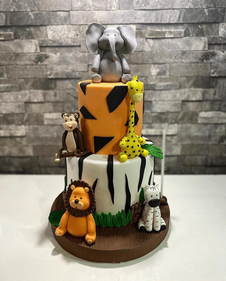 Stunning Madagascar Cake