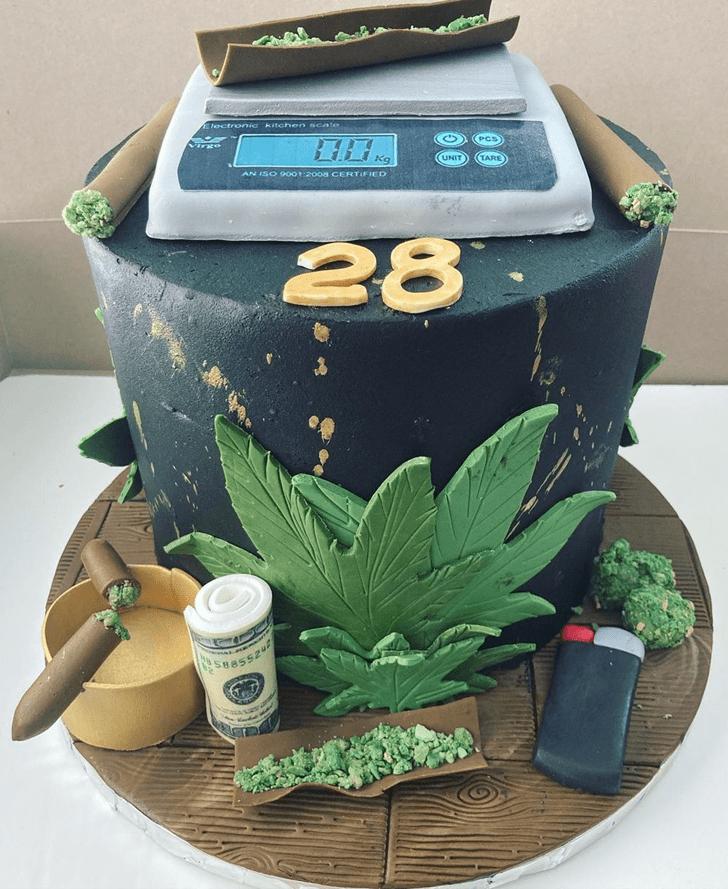 Angelic Marijuana Cake