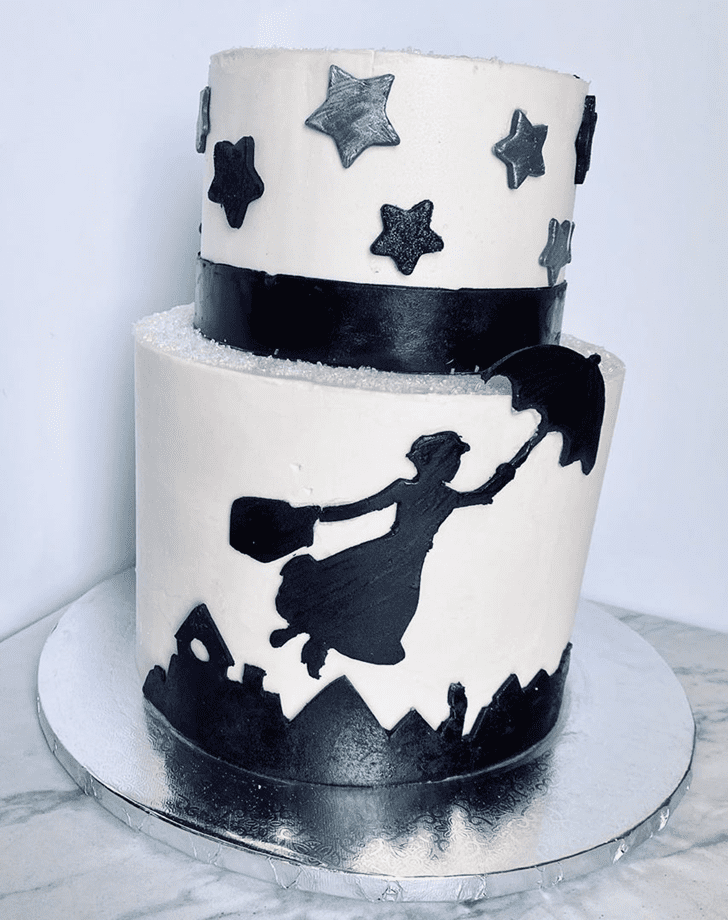 Delightful Mary Poppins Cake