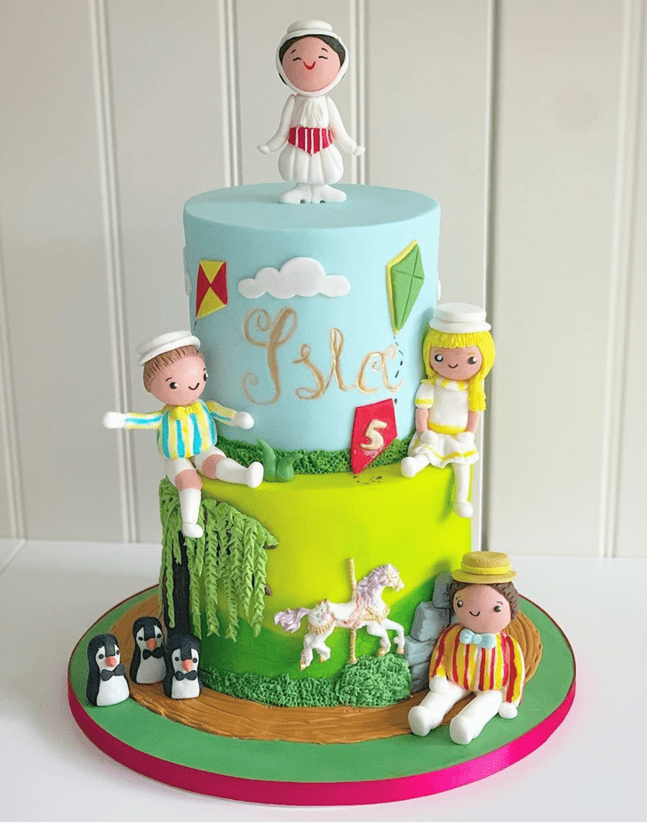 Excellent Mary Poppins Cake