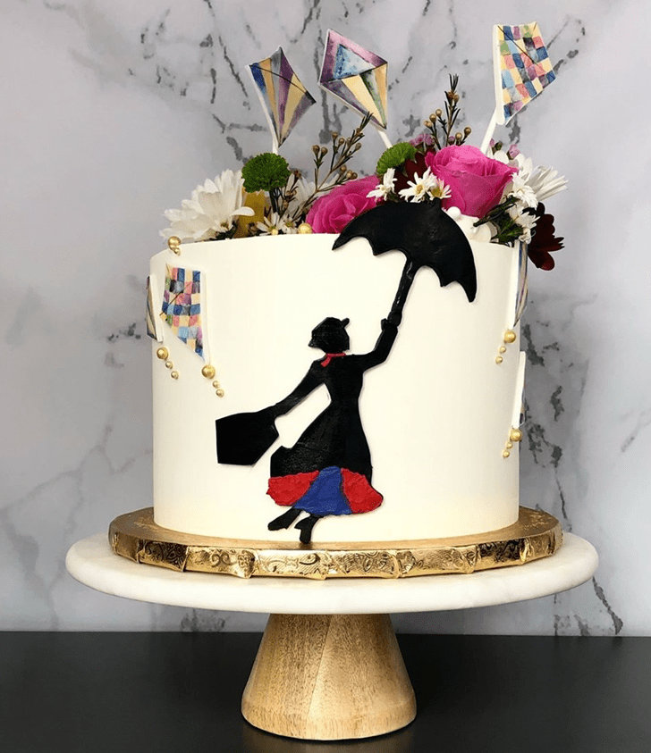 Fair Mary Poppins Cake