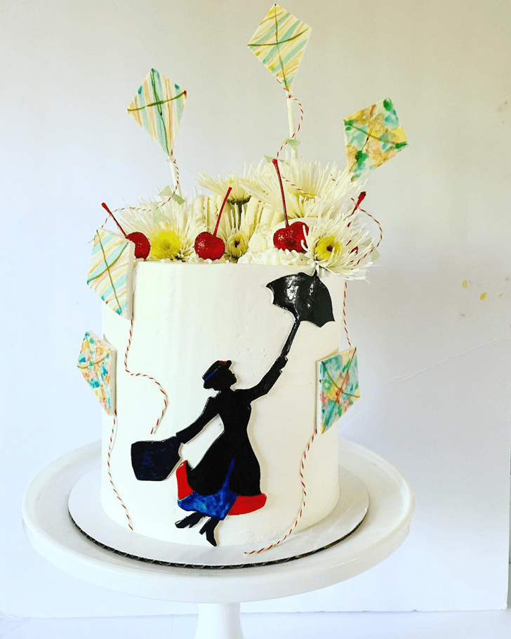 Fetching Mary Poppins Cake