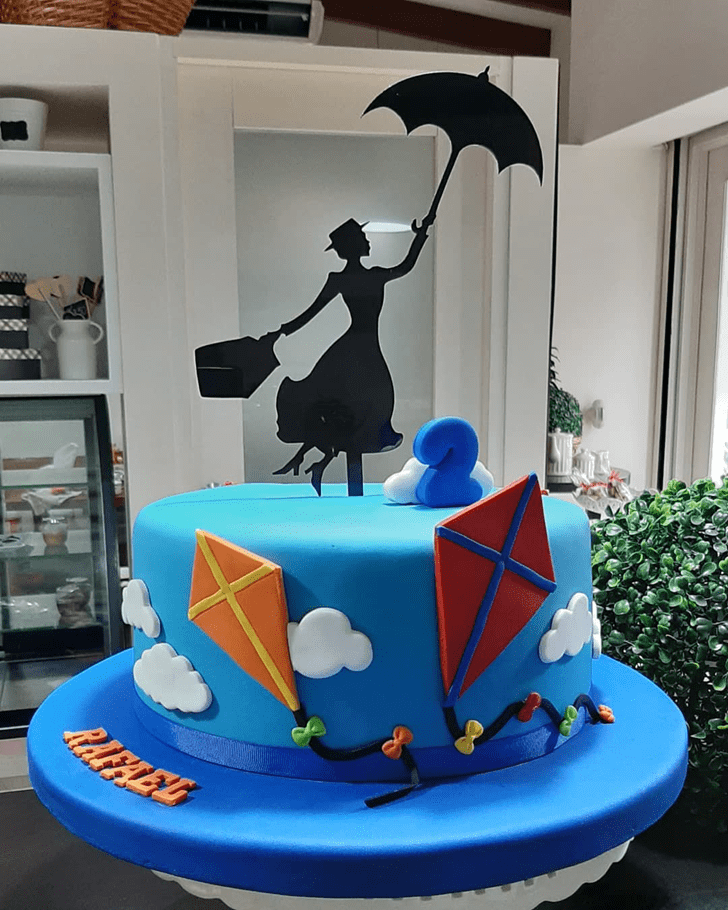 Ideal Mary Poppins Cake