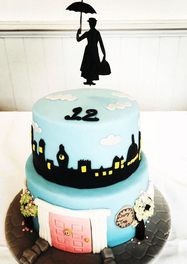 Marvelous Mary Poppins Cake