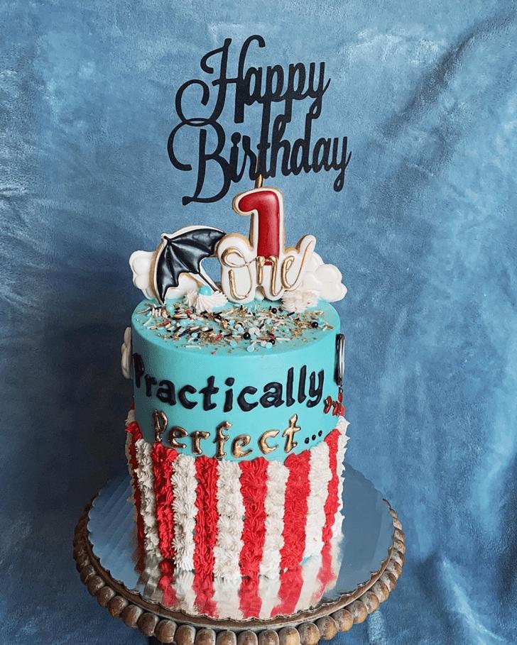 Nice Mary Poppins Cake