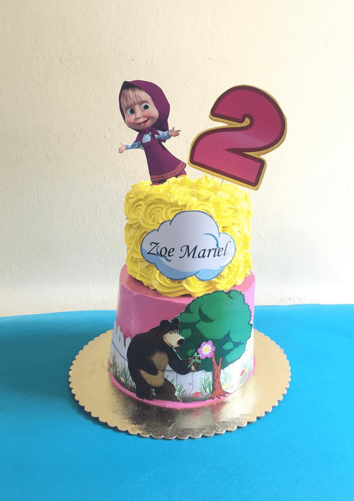 Divine Masha Cake